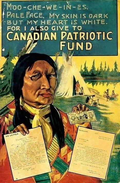 10 Racist Advertisements Featuring Native Americans   Biidaajimowin Baakiiginigan   Scoop.it
