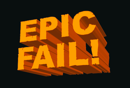 Why we blow it when stakes are high | Fail to succeed | Scoop.it