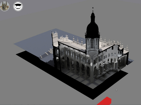 Cathedral of Santiago | videaLAB | Virtual Archaeology | Scoop.it