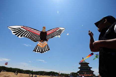 In pictures: Indonesia Kite Festival | Scoop Indonesia | Scoop.it