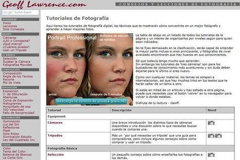 Completo tutorial en español de Fotografía Digital   Nikon y consejos   Scoop.it