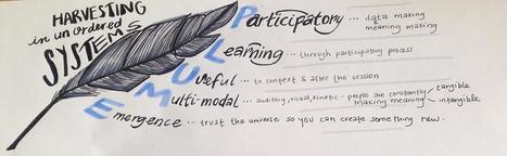 PLUME: five principles of harvesting | Art of Hosting | Scoop.it