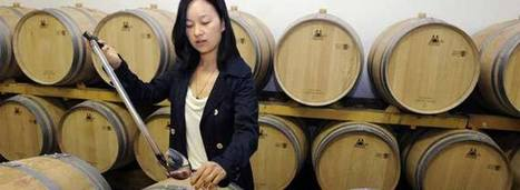 The Chinese in Bordeaux - most rapid growth in China's markets... | Grande Passione | Scoop.it