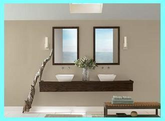 Bathroom Paint Colors | Traditional Interior Design | Scoop.it
