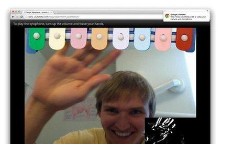 Google presenta una nueva forma de interactuar en la web con nuestra webcam | educacion-y-ntic | Scoop.it