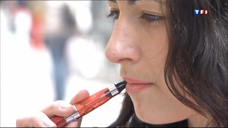 Les cigarettes électroniques bientôt interdites dans les lieux publics ? - Sciences - MYTF1News | Droit - Généralités | Scoop.it