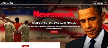 Tuesday Q&A: CEO Baba Shetty talks Newsweek's relaunch, user-first design, magazineness, and the business model | Trends in online content | Scoop.it