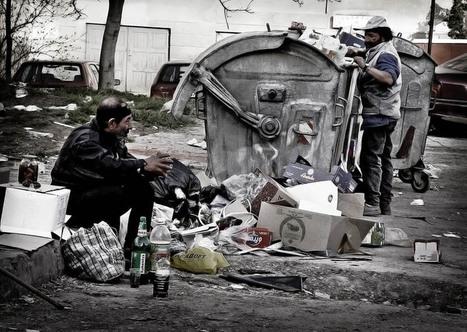 Rapport Rode Kruis beschrijft humanitaire crisis in Europa | Goede doelen | Scoop.it