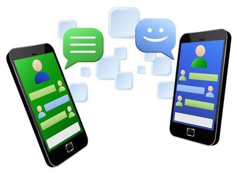 La era de la comunicación instantánea   Mlearning - Tecnologias moveis   Scoop.it