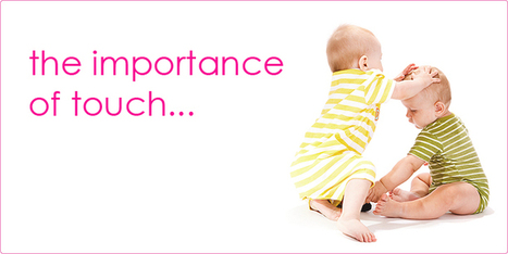 Hands on Babies » What is Baby Massage » Importance of touch | Massages-bien-être | Scoop.it