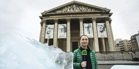 Philippe Verdier, l'ex-Monsieur Météo de France 2, roule désormais pour la Russie | DocPresseESJ | Scoop.it