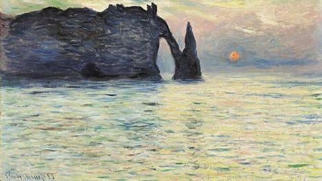 Du Havre à Paris: l'impressionnisme à fleur d'eau | L'Histoire avec Histoire Multimédi@ Production. | Scoop.it