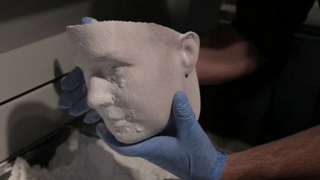 This Artist Wants to 3D Print Your Face Using DNA from Your Stray Hairs   euronews Generation Y   Scoop.it