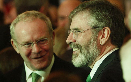 "Noses in the trough! They don't even ATTEND!! ""Sinn Fein claimed £500,000 for second homes"" 