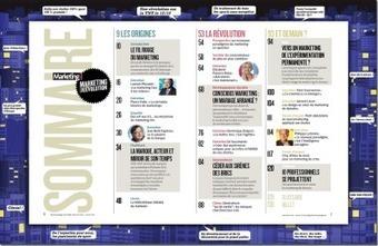 Marketing Magazine fait sa révolution – un n° spécial indispensable ... | Nantes, communication point de vente, expérience magasin, événementiel entreprise, | Scoop.it
