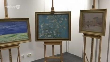 Imprimante 3D pour des  Van Gogh du 30 octobre 2013, info : RTBF Vidéo | 3D printing | Scoop.it