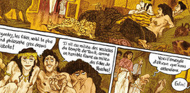 "BD : ""Les Voleurs de Carthage"", un grand casse antique retracé par Hervé Tanquerelle 