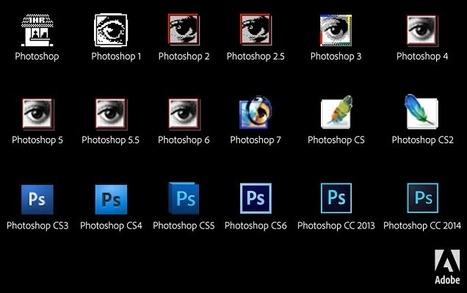 Photoshop cumple 25 años | Fotografía hoy | Scoop.it