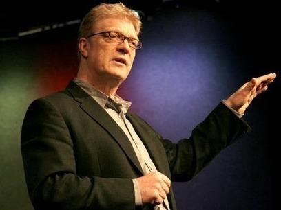 Sir Ken Robinson: Do schools kill creativity? -... | Flipped classroom | Scoop.it