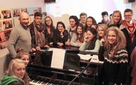Avec la filière musique, les lycéens rencontrent des pros - Le Parisien | Musiques | Scoop.it