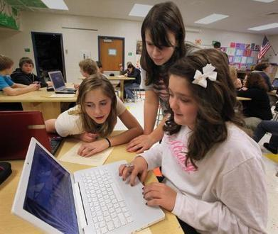 Erin School to kids: BYO gadgets - m.JSOnline.com | 1:1 and BYOD | Scoop.it