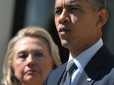 Clinton & Obama's shock over #Libya violence 'naive' | From Tahrir Square | Scoop.it