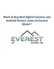Want to Buy Best Digital Cameras and Android Phones: Come to Everest Global !   Smart Phones, Ipad & Digital Cam   Scoop.it
