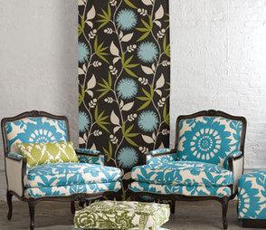 Modern Curtains | Zynna Studio | Scoop.it
