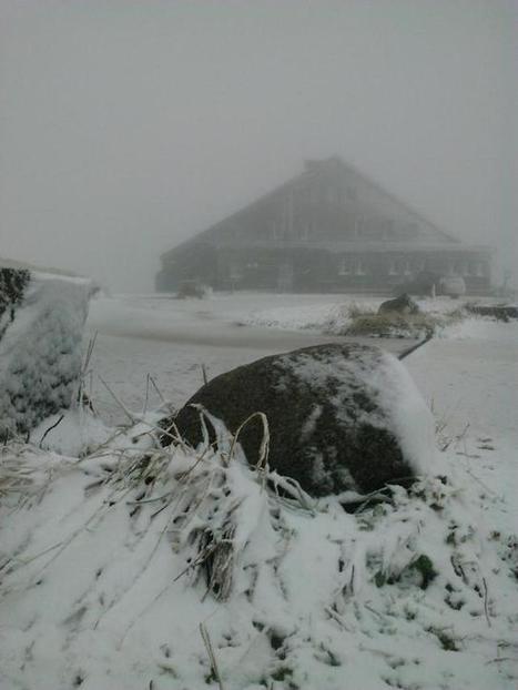 Il neige sur les Htes-Vosges | Vosges | Scoop.it