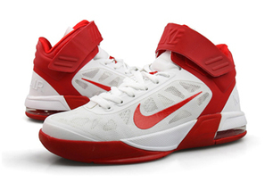 Mens Air Max Fly By White Varsity Red Shoes | popular list | Scoop.it