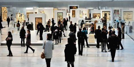 Un laboratoire pour réinventer le musée | Le Monde | Kiosque du monde : A la une | Scoop.it