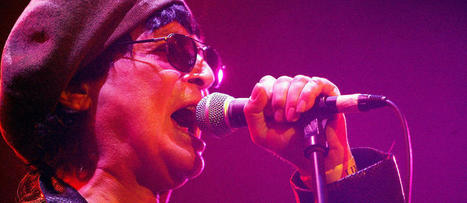 Alan Vega, l'homme qui inventa le punk | CC Jovence | Scoop.it