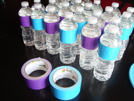 Custom Bottle Water Labels | Custom Label Bottle Water | Scoop.it