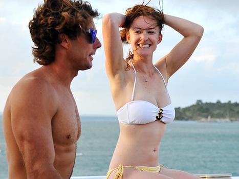 'Below Deck' season finale: Adrienne Gone Wild - Entertainment Weekly | Travel | Scoop.it