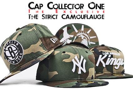 CAP COLLECTCAP COLLECTOR ONE présente les 3 casquettes de la Strict Camouflage Collection | Rap , RNB , culture urbaine et buzz | Scoop.it