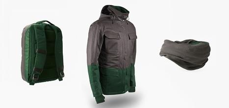Straphanger : un concept de vêtements anti-bactériens conçus pour les transports en commun | Creapills | Scoop.it