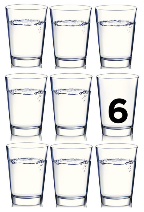 A Simple Statistical Exercise For World Water Day | Water scarcity and global action | Scoop.it