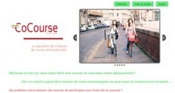 CoCourse invente le shopping collaboratif ! | Solutions locales | Scoop.it
