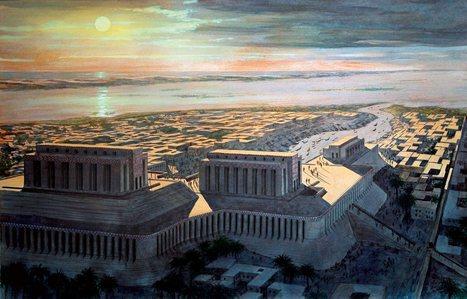 El nacimiento de la civilización | Mundo Clásico | Scoop.it