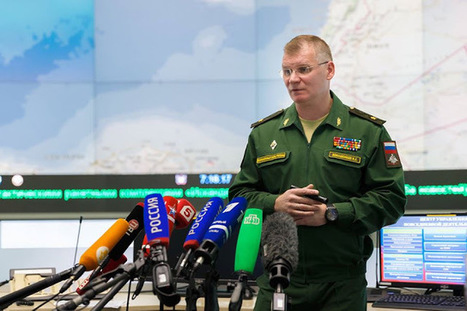 "MoD Statement: ""Militants were also searching for the Russian Pilot"" 