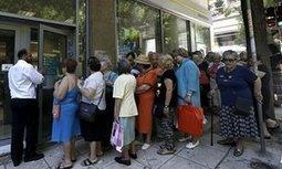 Greek debt crisis: 'Of all the damage, healthcare has been hit the worst' | EC | Scoop.it
