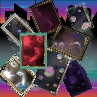 Planets - BeezMap | Photo Collage | Scoop.it