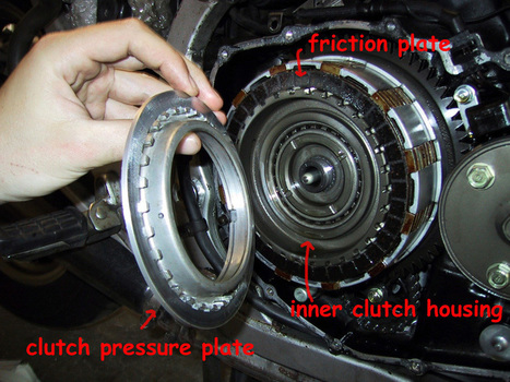 Replacing Damaged Clutch Parts with New Parts- Step by Step Procedure | Used Auto Parts Online Guide | Used Auto Parts Online Guide | Scoop.it