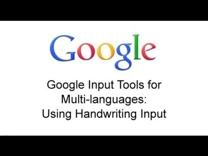 Read cursive or emoji handwriting with Google tool on Android!   Social Media   Scoop.it