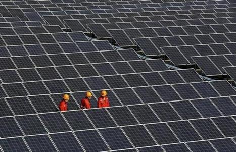 China raises solar installation target for 2015 | Reuters | Solar Energy | Scoop.it