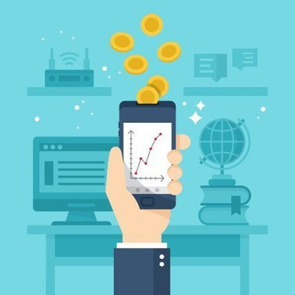 5 Reasons That The FinTech Sector Is Booming (And Won't Slow Down) | Stuff | Scoop.it