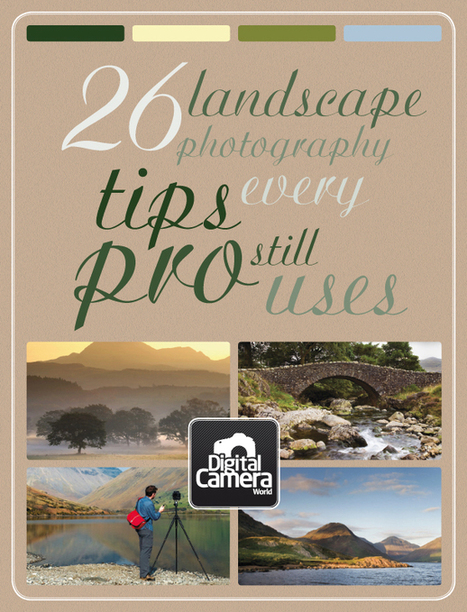 Techniques: 26 landscape photography tips every pro still uses | Portrait Photography for Beginner Photographers | Scoop.it