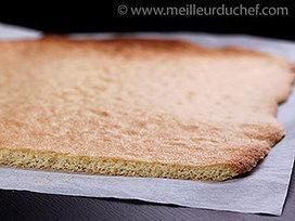 Génoise en plaque - base gâteau | Cooking | Scoop.it