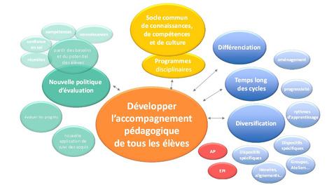 Questions/réponses sur la nouvelle organisation du collège - Éduscol | Education et TICE | Scoop.it