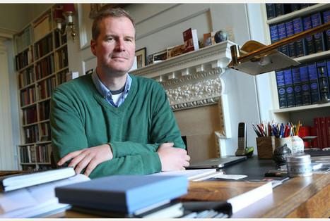 Meet Cambridge University linguist Dr Bert Vaux - the Sherlock Homes of languages... | Non-Equilibrium Social Science | Scoop.it